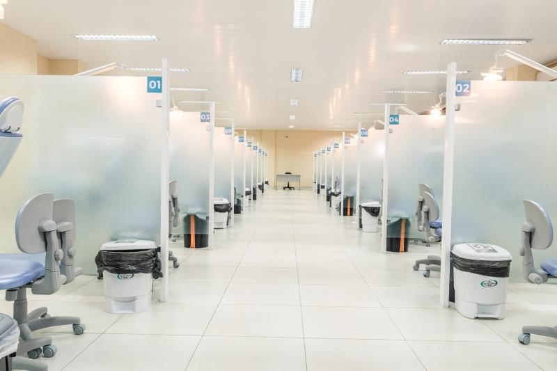 Sala de Práticas (Odontologia)