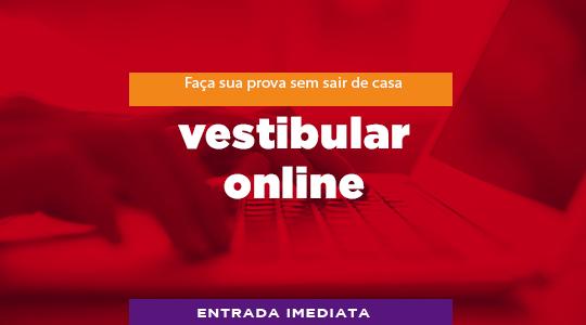 Vestibular online Solânea