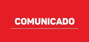 COMUNICADO: Suspensão das atividades acadêmicas presenciais