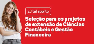 Coordenação de Gestão Financeira divulga edital para projetos de extensão