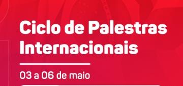 Coordenação de Internacionalização promove Ciclo de Palestras Internacionais