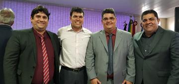 FATEC-PB prestigia a posse dos novos conselheiros e presidente do CRCPB